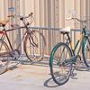 Wall Mount Single Side Bike Rack - Holds 11 Bikes