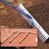 Aluminum Maintenance Rake