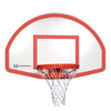 Gared Aluminum Fan Shaped Backboard