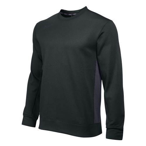 Nike KO Men's Long-Sleeve Crew Neck Sweatshirt | BSN SPORTS