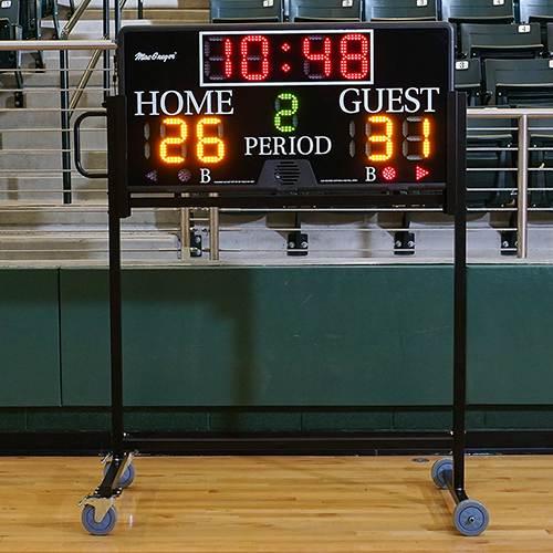 4 X 2 Multisport Indoor Scoreboard Bsn Sports