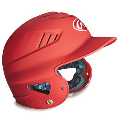 Matte Batting Helmets Main Image