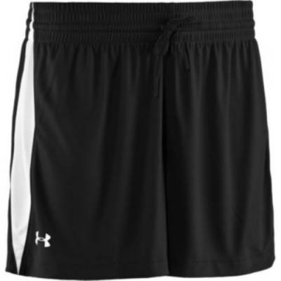 Under Armour® Recruit Women's Field Hockey/Lacrosse Shorts Main Image