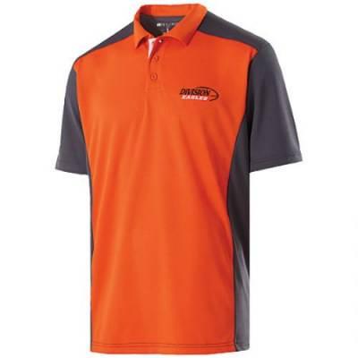 Holloway® Division Men's Short-Sleeve Polo Main Image