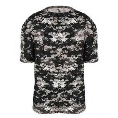 Badger B-Core Youth Short-Sleeve T-Shirt Main Image