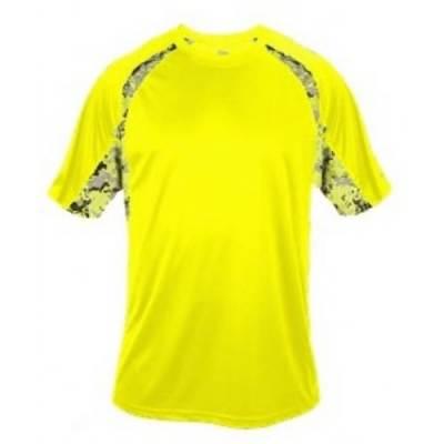 Badger Digital Hook Youth Short-Sleeve T-Shirt Main Image