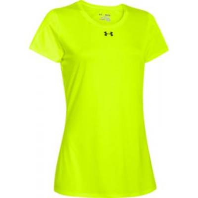 Under Armour® Block Party Women's Short-Sleeve Crew Neck Volleyball Jersey Main Image