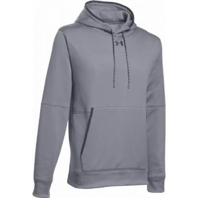 UA Armour Fleece Textured Hoody Main Image