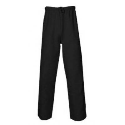 Badger Youth Open Bottom Fleece Pant Main Image
