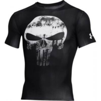 Under Armour® Alter Ego Punisher Men's Short-Sleeve Compression T-Shirt Main Image