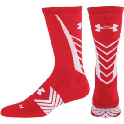 Under Armour® Undeniable Men's Crew Socks Main Image