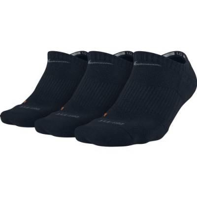 Nike Dri-FIT Half-Cushion No-Show Training Socks (3-Pack) Main Image