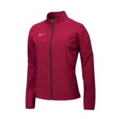 Nike Women's Team PR Woven Full-Zip Jacket Main Image