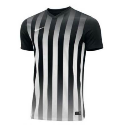 Nike Short-Sleeve Striped Division II Soccer Jersey Main Image