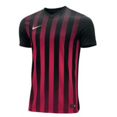 Nike Youth Striped Division II Short-Sleeve Soccer Jersey Main Image