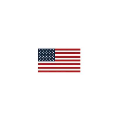 American Flag Decal Main Image