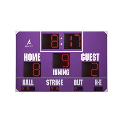 9' x 6' Baseball Scoreboard Main Image