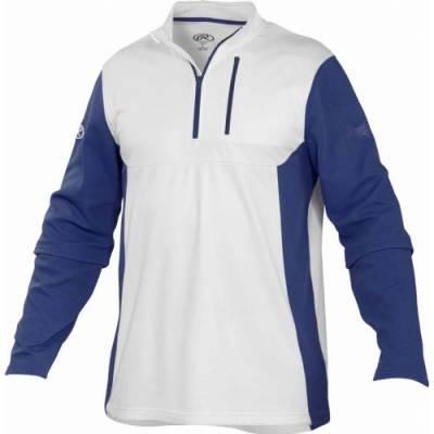 Rawlings® Men's 1/4-Zip Pullover Jacket Main Image