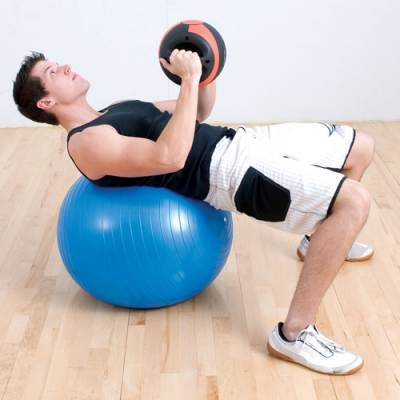 Pro Exercise Ball Main Image