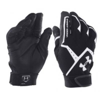 UA Youth Clean-Up VI Batting Glove Main Image
