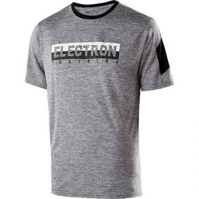 Holloway Youth Electron SS Shirt Main Image