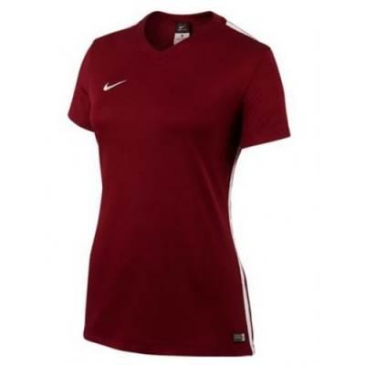 Nike Challenge Women's Short-Sleeve V-Neck Soccer Jersey Main Image