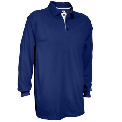 Russell Athletic Essential Long Sleeve Polo Main Image