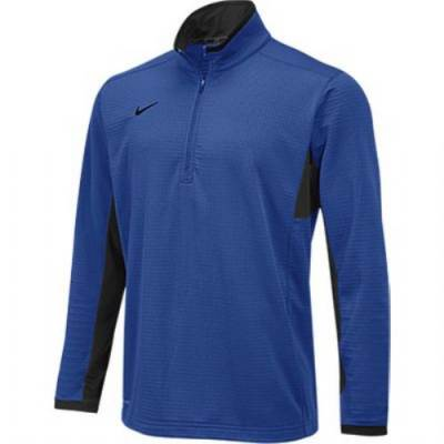 Nike Textured Dri-FIT Men's 1/2-Zip Pullover Main Image