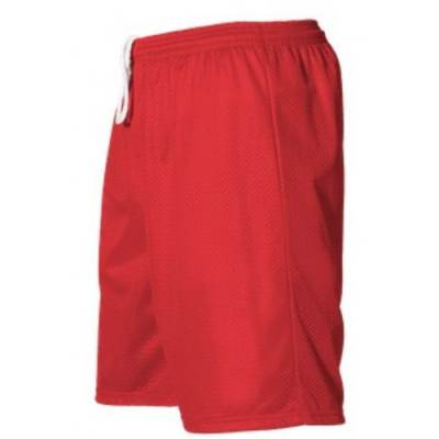 """Alleson Youth 6"""" Mesh Short Main Image"""