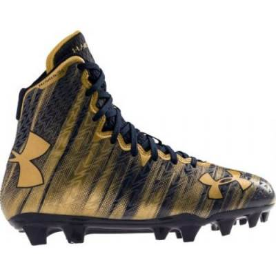 UA Women's LAX Highlight MC Cleats Main Image