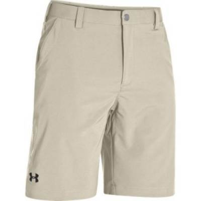Under Armour® Team Flat-Front Shorts Main Image