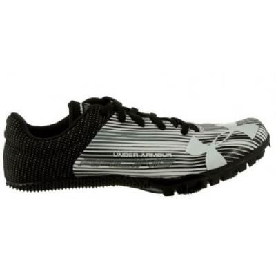 UA Kick Sprint Spike Shoes Main Image