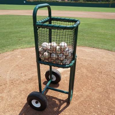 Batting Practice Ball Cart Main Image