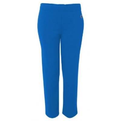 Champion® Double Dry Eco® Fleece Open-Bottom Sweatpants Main Image