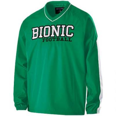Holloway Youth Bionic Pullover Windshirt Main Image