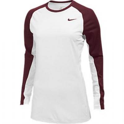 Nike Elite Shooter Stock Women's Long-Sleeve Crew Neck Basketball Shirt Main Image