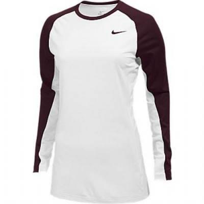 Nike Elite Shooter Stock Women's Long-Sleeve Crew Neck Basketball Shirt Main Image