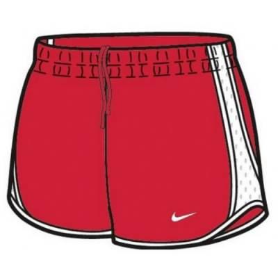 Nike Girl's Dry Tempo Short Main Image