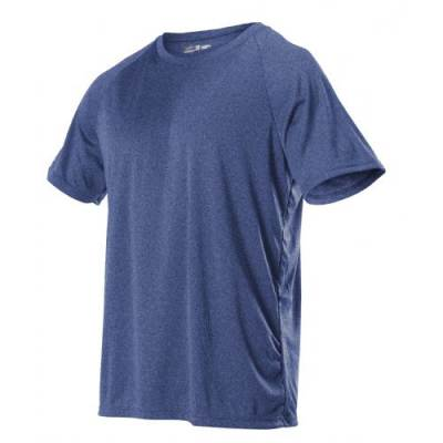 Alleson Adult Heather Tech Shirt Main Image