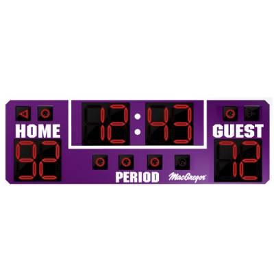 8' x 2' Indoor Scoreboard Main Image