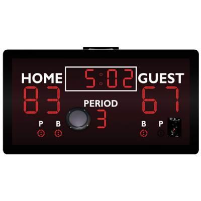 Portable Multisport Scoreboard Main Image