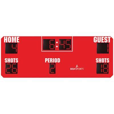 BSN 16' x 6' Soccer Scoreboard Main Image