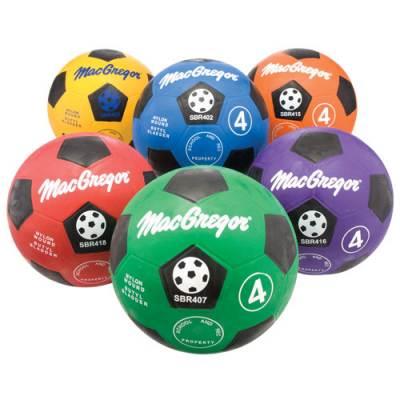 Multicolor Soccerballs Main Image