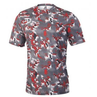 Russell Athletic Sublimated Camokaze Performance Tee Main Image