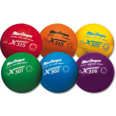 Multicolor Volleyballs Main Image