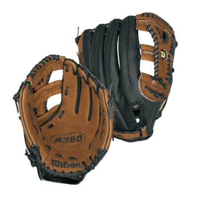 """Wilson A360 12.5"""" Fielders Glove Main Image"""