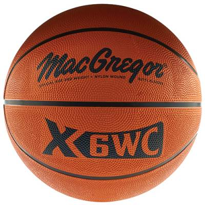 Rubber Basketballs Main Image