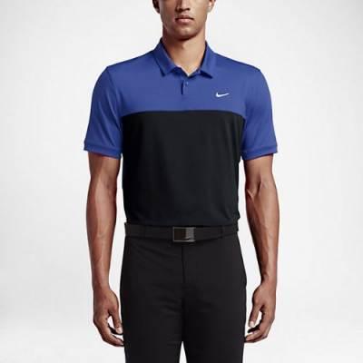 Nike Men's Icon Color-Block Golf Polo Main Image
