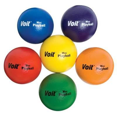 Soft-Low Bounce Tuff Balls Main Image