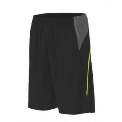 Alleson Athletic Adults' Loose-Fit Training Shorts Main Image